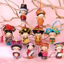 minority doll ornaments home décor wall decor