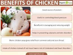7 impressive benefits of chicken organic facts