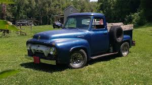 1954 ford f100 survivor truck barn fresh rat rod route 66 style