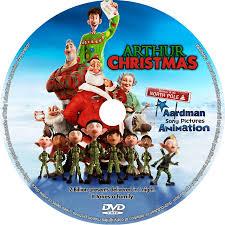 covers box sk arthur christmas high quality dvd blueray