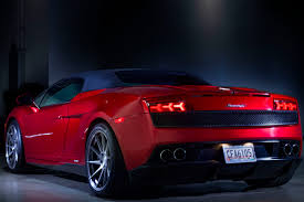 Lamborghini Gallardo Red - lamborghini gallardo atlantaexotic