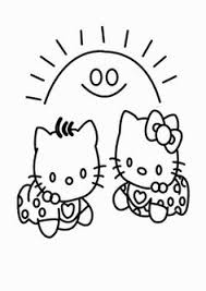 cheerleader color pages printables kitty coloring pages