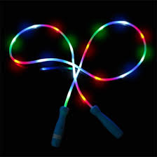 led skipping rope
