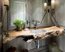 rustic cabin bathroom ideas large rustic shower for the cabin plus you don t to go