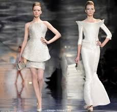 armani wedding dresses giorgio armani wedding dresses bridal collection for