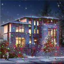 Christmas Lights Projector Outdoor by Laser Landscape Lighting Star Projector Outdoor Lawn Lamp Ip65