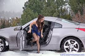 nissan 370z in snow zs and 370z 350z 300zx all are welcome page 10