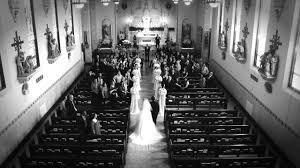 wedding processional catholic wedding procession holy family catholic church in
