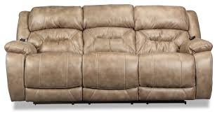 Powered Reclining Sofa by Valor Power Reclining Sofa Levin Furniture