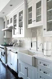 subway tile backsplash for kitchen white subway tile backsplash impressing home and interior design