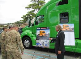kenworth the world s best kenworth fastport tca introducing trucking to veterans at