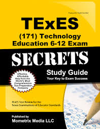 texes 171 technology education 6 12 exam study guide http mo