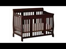 Espresso Convertible Cribs Convertible Crib Stork Craft Tuscany 4 In 1 Espresso Review
