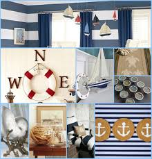 Nautical Bath Decor Interior Fascinating Accessories For Nautical Bathroom Decoration