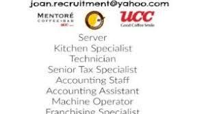 Send Your Resume At Joan Bonifacio Recruitment Specialist Linkedin