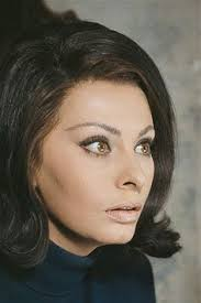 italian domme in hair curlers top 10 make up looks inspired by the 60 s sophia loren makeup