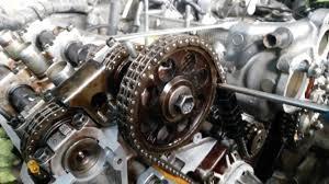 montaje de cadena de tiempo grand vitara motor 6 cil 2 5 2 7
