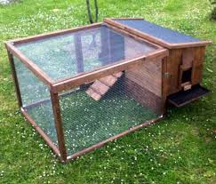 Extra Large Rabbit Cage Traditional Wooden Rabbit Hutch Erba