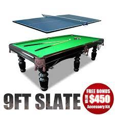 Slate Pool Snooker Table 12mm Table Tennis Table Top