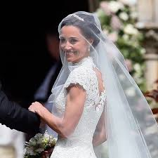 pippa middleton u0027s toned arms at her wedding were her best beauty