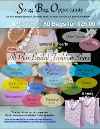 Jamberry Sample Cards Swag Bags Diamonds U0026 Pearls All Plus Bridal Fashion Show Tickets