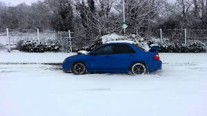 subaru drift snow subaru drift crash youtube