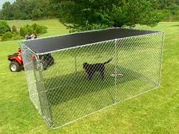 Dog Crate With Bathroom by Extend The Gate Up To The Roof And You U0027d Have An Outdoor Play Area