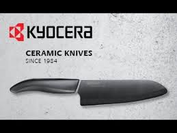 japanese kitchen knives review kyocera ceramic knives quality from since 1984