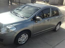 dark grey nissan versa my new versa tiida sedan 2011 from chihuahua mexico pics