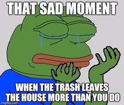 Crying Meme Generator - pepe cry meme generator imgflip funny pinterest crying