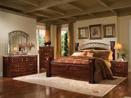 Teak Bedroom Furniture by Bedroom Surprising Rustic Teak Wood Master Bed With Tall Woods