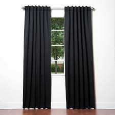 Open Those Curtains Wide Amazon Com Best Home Fashion Thermal Insulated Blackout Curtains