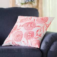 Pink Decorative Pillows Pink Decorative Pillows You U0027ll Love Wayfair