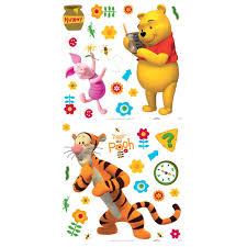 winnie the pooh figure wall stickers