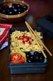 membuat nasi goreng cur telur resepi nasi goreng tomyam cik tom asian noodles pinterest nasi