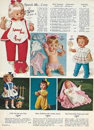 wish catalog 1963 sears christmas wish book catalog page raggedy me