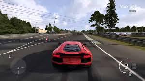 Lamborghini Aventador Top Speed - forza 6 lamborghini aventador top speed run youtube