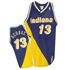 indiana pacers 13 paul george flo jo jersey awesome paul george