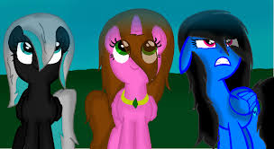 mlp group pic how should i name that by heartlycrown on deviantart