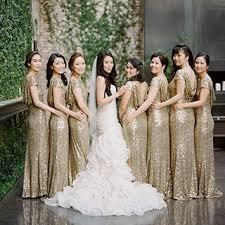 gold bridesmaid dresses gold bridesmaid dresses brides