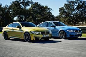 all new bmw m3 sedan u0026 m4 coupe info gallery videos town