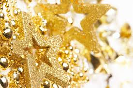 christmas images golden decorations hd wallpaper and background