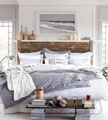 mur de chambre en bois 10 astuces de décoration pour votre chambre des maîtres magnifique