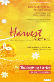 battersea harvest festival thanksgiving service home