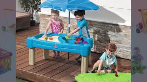 Water Table For Kids Step 2 Step2 Cascading Cove Sand And Water Table Kids Toy Video Youtube