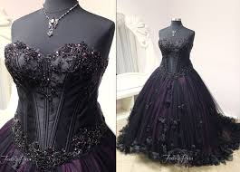 gothic masquerade bridal gown by firefly path on deviantart