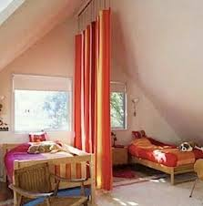 Top  Best Room Divider Curtain Ideas On Pinterest Curtain - Kids room divider ideas