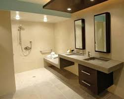 handicap bathroom floor plans bathroom inspiring modern handicap bathroom design outstanding