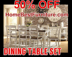 50 percent off discount marsilona dining room table reviews home