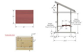 Drafting Table Dimensions Drafting Table Dimensions Search Drafting Table Pinterest
